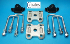 Leaf Spring & U Bolt / Clamp Kits